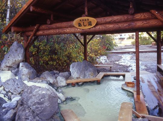 屈斜路湖・摩周湖の温泉