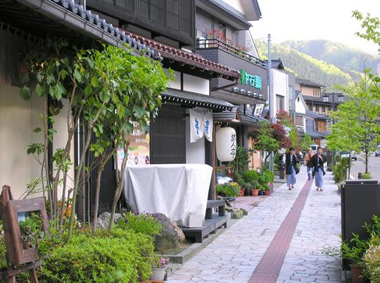山中温泉(加賀温泉郷)