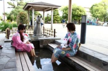湯田温泉とその他の温泉
