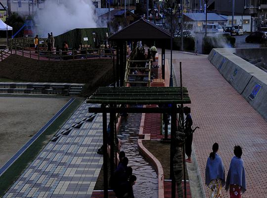 小浜温泉,部屋食,貸切風呂,温泉宿