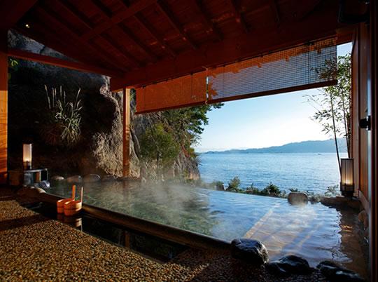 宮島・宮浜の温泉