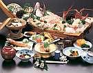 漁師10年・板場30年年の腕が鳴る。龍宮料理を御賞味あれ!