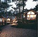 那須五峰の麓にあり、美しい自然に囲まれたコテージ