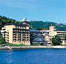 旅館 山海館