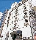 名古屋の格安ホテル サンホテル名古屋錦