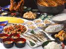 「朝は和食派!」というお客様にもうれしい♪充実の和食!