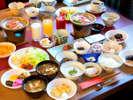 【ご朝食】お身体にやさしいメニューを取り揃えております。