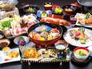 【秋の賑わい会席】一番人気!ワンランク上の料理コース。(2019年9月1日~11月30日迄)