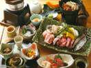■ヌプリ■北海道各地から取り寄せた食材を豪快に調理