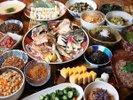 【朝食】和食ビュッフェコーナー!地元食材たっぷりの料理長こだわりのメニューばかり(イメージ写真)