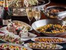 ビュッフェレストラン「パインテラス」クリスマスディナー*イメージ