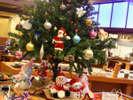 11/19(月)~12/25(火)クリスマスバイキングフェアを開催!期間限定メニューもご用意♪
