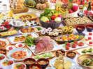 新潟県の郷土料理「へぎそば」や「のっぺい煮」をはじめ、秋の味覚を堪能!