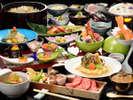 料理長おまかせ絶品料理イメージ※旬の食材をご堪能ください。