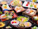 【スタンダード会席】食の宝庫「薩摩の味」を堪能していただけます