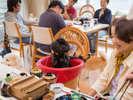 """【レストランはワンちゃん同席◎】愛犬と一緒に""""楽しく""""ゴハン♪家族みんな大満足のお料理をご提供!"""