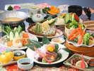 くち能登コース~料理イメージ☆写真はチョイスメニューを含んでおります。