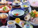 【ふぐの舞】人気のふぐ料理×お刺身…ふぐ満喫お手頃プラン♪