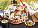 【日帰りご昼食】里山かご弁当(イメージ)