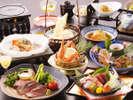 【季-toki 冬の会席】お料理グレードup!リッチな旅行に♪