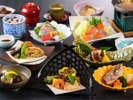 夕食(季節の贅沢コース/和食)イメージ
