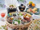 【料理】別邸「個止吹気亭」ご朝食例(和定食)<イメージ>