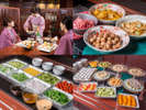 【料理】オープンキッチンを設えたレストラン「季の蔵」で楽しいお食事の時を<イメージ>