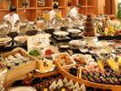 【有馬四季菜ブッフェ】伝統の和会席をバイキングにアレンジ。 ※イメージ