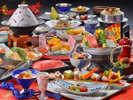 ◆八番館/会席料理一例