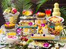 【NASUバイキング エルバージュ】6/1~より『トロピカルフェア』開催★夏らしい爽やかなデザートが沢山!