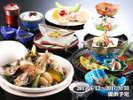 2017夏料理(美味少量)2017/6/12~2017/8/31提供予定 写真はイメージです。