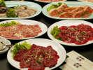 焼肉レストラン「李朝苑」食べ放題企画!テーブルオーダー制のバイキングを開催!