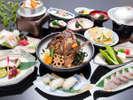 【春限定】旬の桜鯛と徳島・春の味覚を味わう☆季節の会席・春(イメージ写真)
