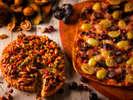 【夕食ブッフェ・9~11月】スパイスナッツとりんごのキッシュに、コフレ(宝石箱)のようなデザートPizza。