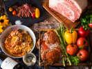 【6~8月限定・夕食ブッフェ】夏の新鮮な北海道食材を和洋中の多彩なアレンジでご提供致します。