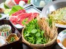 「七草の…?」と侮るなかれ。仙台郷土料理【せり鍋】は、ヘルシーで美肌効果抜群!クセになる一品です♪