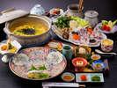 ふく会席料理イメージ