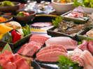 <網焼香房 輪>日本各地の和牛から、世界で人気のお肉まで、上質なお肉を食比べ♪