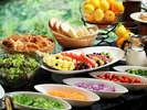 ◆リモネ朝食◆フルーツやサラダで体内からきれいに♪