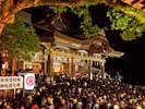 金刀比羅宮初詣 五穀豊穣・商売繁盛・家内安全・航海安全など祈願しましょう