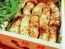 【和食】秋の味覚『松茸』もお楽しみ頂けます。※イメージ