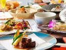 お箸で食すふらんす会席♪地場の食材に拘ってます(´∇`)♪