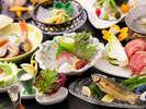 【美味少量会席 舞姫-maihime-】 女性やシルバーに人気の「美味しいを選り分けた会席♪」