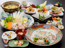 ◆プレミアセール第3弾◆通常料金のまま!お料理グレードUP♪美味しいをお得に堪能♪※2名様盛料理一例