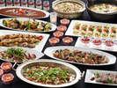 【冬夕食】優しい味わいの和食や心満たすお肉料理も満載♪冬の魅力詰まったディナービュッフェ!