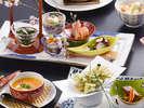 【桜鯛と春野菜の和会席】ウォーターマークの和食ファン必見!※写真はイメージです。