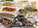 【夏夕食】トロピカルな色合いとスパイシーな香りが暑い夏にも食欲をそそります。