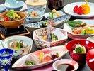 瀬戸内の旬の食材を活かしたお料理をご堪能下さい。