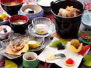 【朝食】体にやさしい和定食です
