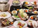 【星の膳】4月からの新メニュー!志津川産の蛸と生ずわい蟹の海鮮しゃぶしゃぶ♪